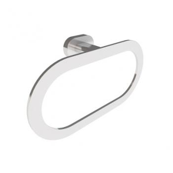 Neko Lux Towel Ring Chrome (NA100080)
