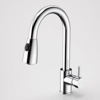 CAROMA HUSK PULLOUT SINK MIXER CHROME (91102C4A)